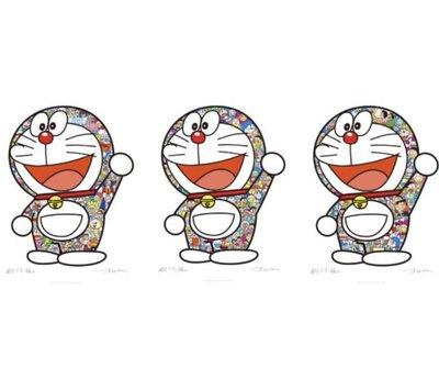 村上隆 Takashi Murakami 藤子・F・不二雄 哆啦A夢