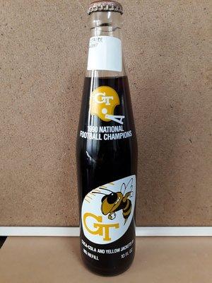 06 可口可樂 外國記念瓶1990 /  收藏瓶 /玻璃瓶
