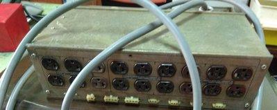 美國製電源插座