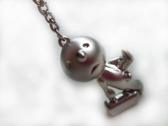 ☆創意小物店☆ 鞍馬王子 鑰匙扣 時尚造型個性飾品