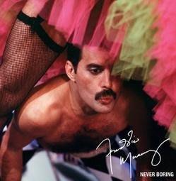 FREDDIE MERCURY 佛萊迪墨裘瑞 絕不乏味CD,Queen主唱歷年經典單曲 進口版全新108/10/15發行