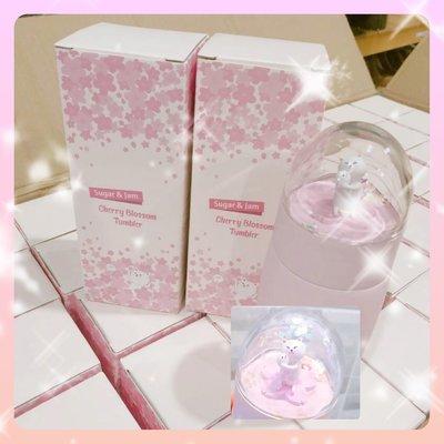 現貨出清 春季櫻花限量商品 韓國 ETUDE HOUSE 愛麗小屋 貓咪水晶球保溫杯300ml