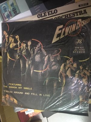 B版 黑膠 LP Elvin Bishop   Fooled Around and Fell in Love