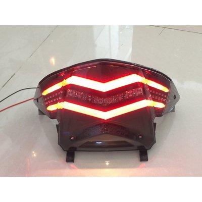 【炬霸科技】彪虎 TIGRA 地瓜 LED 水晶 導光 尾燈 125 150 ABS 後燈 特仕版 PGO 原廠 正廠