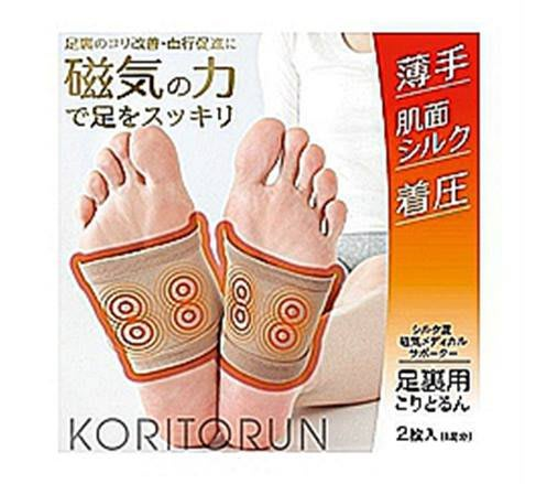 日本正品(預購) - ALPHAX 疲勞救星 足用磁力腳套