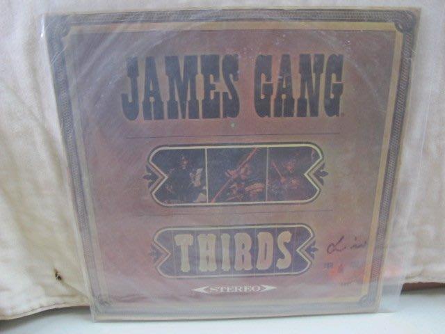 二手舖 NO.3932 黑膠 西洋 THE JAMES GANG