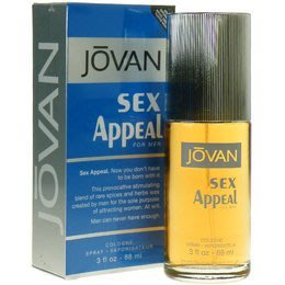 【美妝行】JOVAN SEX APPEAL FOR MEN 傑班魅力男性淡香水 88ml
