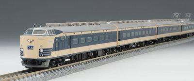 [玩具共和國] TOMIX 98770 国鉄 583系特急電車(クハネ581)基本セット(6両)