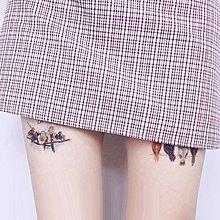 【萌古屋】樹枝上的小鳥 - 男女防水紋身貼紙刺青貼紙RH-035 K02