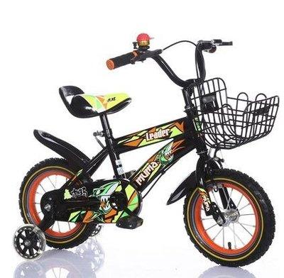 兒童自行車3-6歲男孩女孩童車2歲小孩寶寶腳踏車12141618寸單車igo