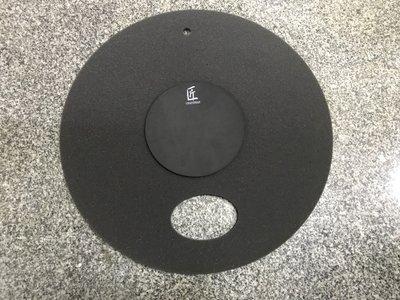【華邑樂器43063-10】匠 Craftsman 18吋大鼓消音墊-軟橡膠 (C-MP18BD 靜音墊消音鼓皮)