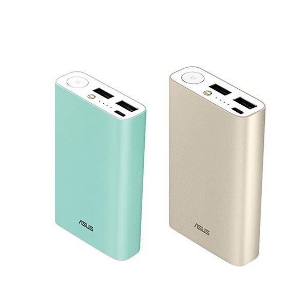 AQI BUY 華碩 ASUS ZenPower Duo 6400mAh 行動電源 金/水藍 全新未拆 現貨