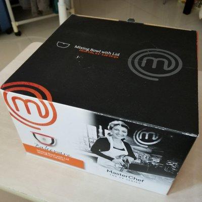 MasterChef X 惠康 廚神系列 Mixing Bowl with Lid 攪拌碗連蓋 可作沙律盤 1款 全新