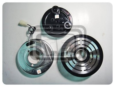 【TE汽配通】FORD 福特 TIERRA 1.6 MAV LIATA 冷氣 壓縮機離合器 含線圈 外匯新品