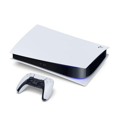 索尼PS5二手主機PlayStation電視遊戲機超高清藍光8K港版現貨(74685)
