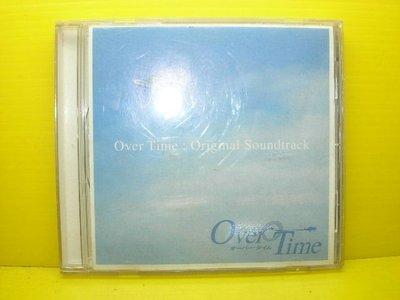 【【博流挖寶館】】 光碟CD  三十拉警報 電視原聲帶 OVER TIME