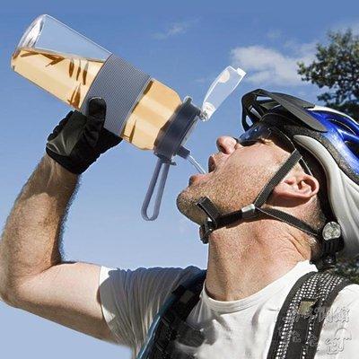 學生便攜水杯塑料大容量戶外運動健身SMY5958
