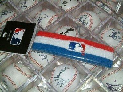 貳拾肆棒球-日本帶回MLB美國大聯盟彩色頭帶