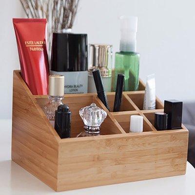 多功能日式化妝品收納盒