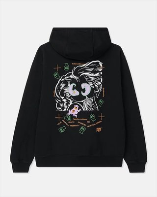 BRAIN DEAD LOVER'S EMBRACE / LIFE CYCLE HOODIE 帽T 兩款