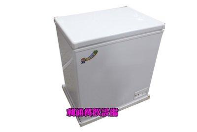 《利通餐飲設備》~一路領鮮  2.5尺上掀式冷凍櫃 ~冷凍冰箱 台中市