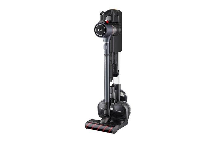 【棋杰電器】LG A9K-MAX2(寂靜灰) CordZeroThinQ A9 K系列濕拖無線吸塵器【☎ 來電再折扣】