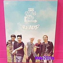 B1A4   [ Road Trip to Seoul-Ready: Live DVD  ]  絕版 唯一