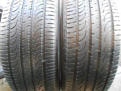 ◎至品中古胎◎優質中古跑胎~235/55/18 橫濱 GO55 SUV 休旅車 專用 ~含安裝.平衡