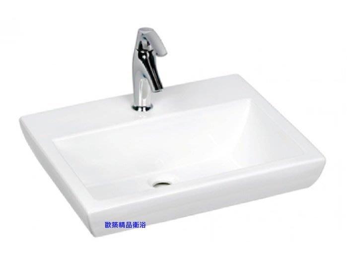 【歐築精品衛浴】KOHLER《美國》✰PARLIAMENT檯面盆K-14715T-1G-0
