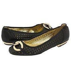 【美衣大鋪】☆ JUICY COUTURE 正品☆Evie Perforated 美鞋