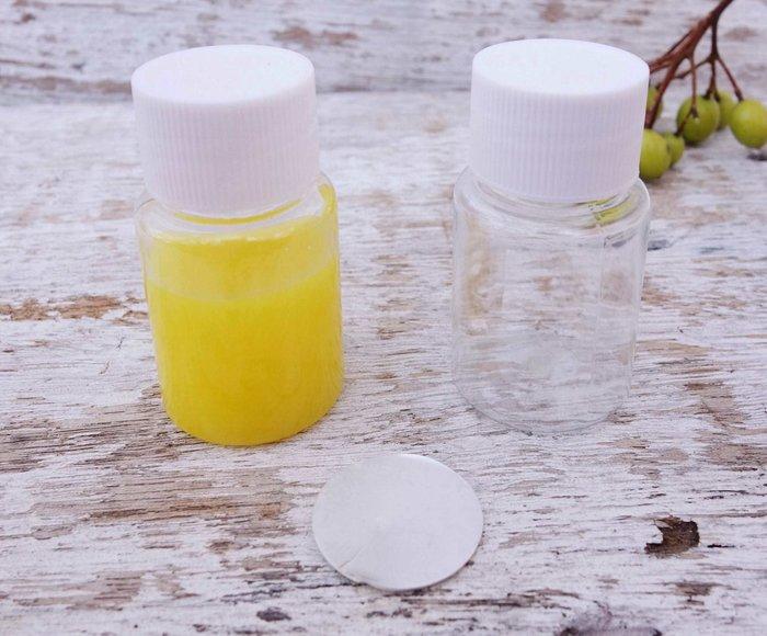 瓶子 分裝瓶 藥罐 美容罐 罐子 2入 50ML 塑膠透明瓶 空藥瓶 膠囊瓶 液體瓶 小瓶