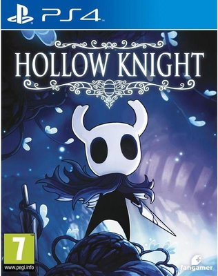 【全新未拆】PS4 窟窿騎士 空洞騎士 HOLLOW KNIGHT 簡體中文版【台中恐龍電玩】