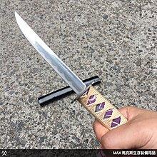 馬克斯 - 日本刀型拆信刀 / 黑鞘 / 送禮、自用兩相宜