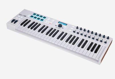 【欣和樂器】Arturia KeyLab Essential 49鍵  主控鍵盤 MIDI鍵盤