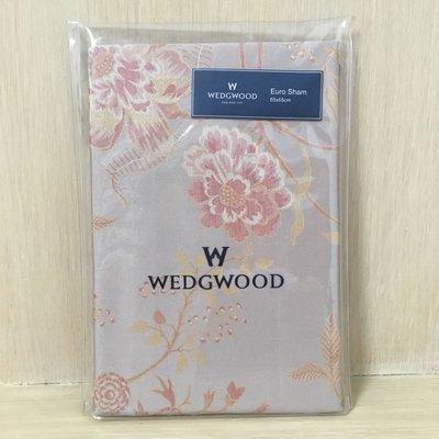 Wedgwood 抱枕套 灰紅