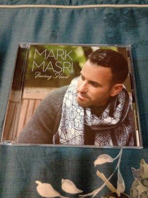 MARK MASRI 馬克.麥斯瑞 BEATING HEART 心動 美聲男高音經典專輯 含側標