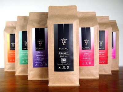 【Luxury Tea 麗舍茶苑】斯里蘭卡錫蘭紅茶FOP 150克限量試喝價$119 元/ 原片茶葉 ※ SGS檢驗合格