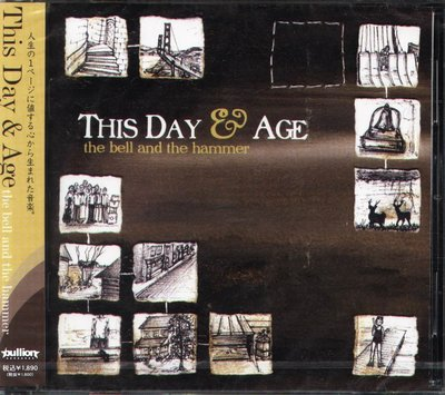 K - This Day And Age - The Bell and The Hammer - 日版 - NEW