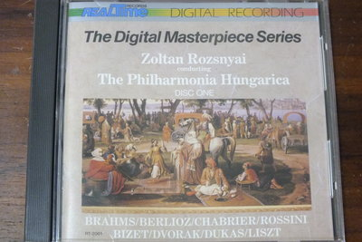 M&K Realtime-Rozsnyai Conduct Philharmonia Hungarica Disc 1