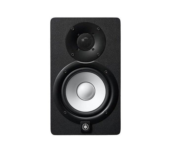 高傳真音響【 HS5 】5吋主動式監聽喇叭│錄音室 監聽 專業設備│YAMAHA
