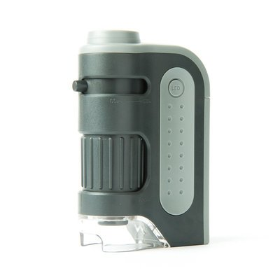 【ErgoMap人因地圖】 攜帶型光學顯微鏡 728U-GS / 60-120倍 附LED光源 光學顯微鏡 珠寶放大鏡