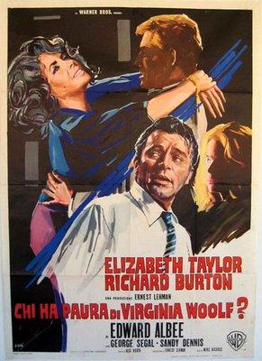 【藍光電影】靈欲春宵 Who's Afraid of Virginia Woolf  (1966) 奧斯卡經典 32-105
