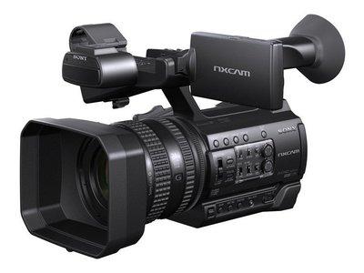 SONY HXR-NX100 廣播級攝影機 【公司貨 兩年保固 】 3個獨立手動環 4檔位ND濾鏡 雙插槽
