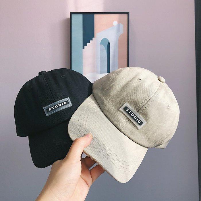 FINDSENSE 2019 韓國 棒球帽 男女情侶 時尚 街頭 潮流 PAPI字母  帽子 太陽帽 鴨舌帽 棒球帽