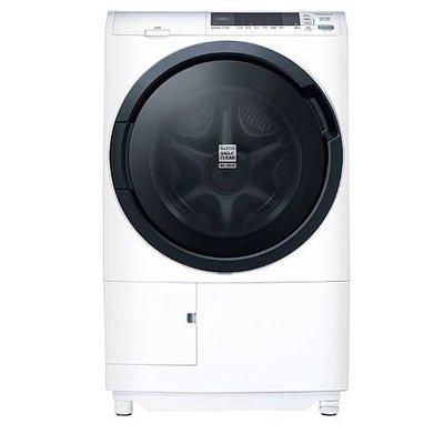 【元盟電器】來店辦理6期零利率 日立11公斤窄版滾筒洗衣機BDSG110CJ  含運送基本安裝 台中市
