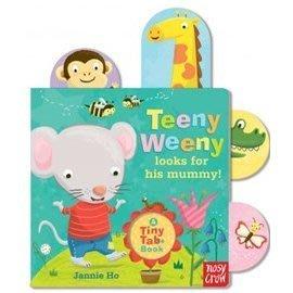 *小P書樂園* 【Tiny Tab小小操作書系】TEENY WEENY - LOOKS FOR HIS MUMMY