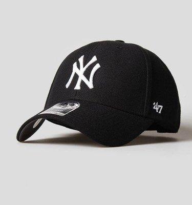 【YZY台灣】47 BRAND NEW YORK YANKEES 洋基 MVP 棒球帽 挺版 MLB LOGO 經典 黑