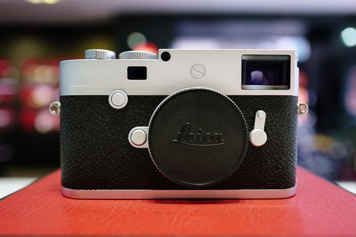 【日光徠卡】Leica 20022 M10-P 銀色 二手 #05324***
