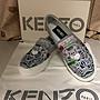 全新 KENZO Flyer Tiger sneakers 限量款 37號