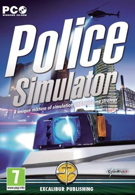 【傳說企業社】PCGAME-Police Simulator 模擬警察(英文版)